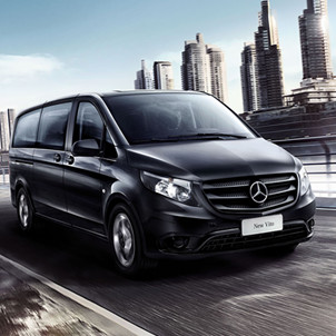 BENZ VITO automatic folding mirror